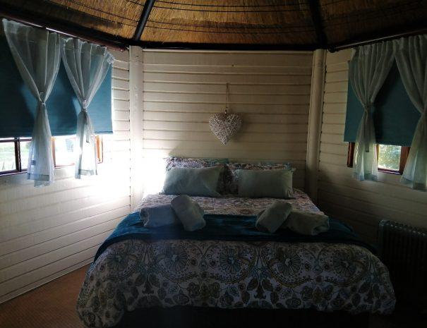bedroom kruger cottage